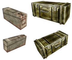 KillingFloor Ammo Boxes by atagene