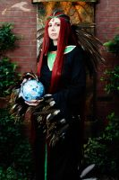 KatsuCon 2012 - Fire Emblem | Ashera by elysiagriffin