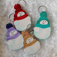Snowman Collection II by ginkgografix