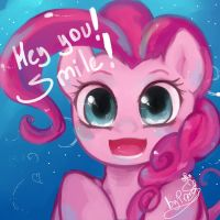 Hey you! smile! by Prodigymysoul