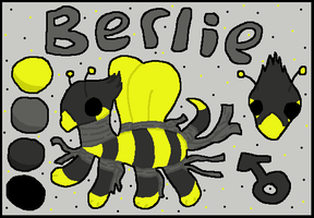 Berlie (For adoption) by Floopey