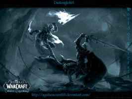 WoW Wrath of the Lich King by aguilaoscura165