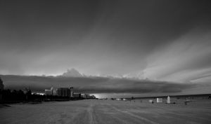 South Beach Storm by nalhcal