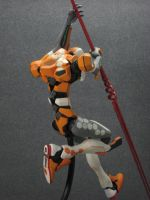 Bandai Eva Unit 00 4 by fritzykarl