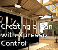Xpresso controled fan by capsat