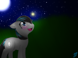 .:rq:. beauty in the night by Mindy-cupcake
