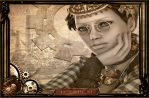 For The Love of Steampunk by Jazzine