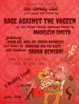 RAGE AGAINST THE VAGEEN - Valentines Day Edition by Naked-Sasquatch
