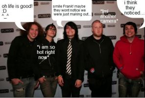 Smile MCR Smile by NessieLabyrinth