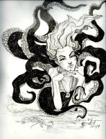 Ursula-Sea Witch Beauty Queen by timmieee