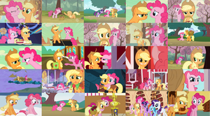 Applepie Collage by The-Queen-Of-Cookies