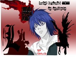 000  L  000  de death note by red0003