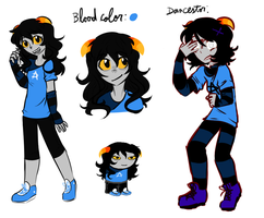 Fantroll o noooo BIO and stuff by xXAri-Dark-BlueXx