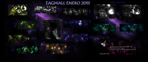 Tagwall Enero by Spawn-Designs