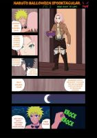 Naruto Halloween Spooktacular Pg.2 by BotanofSpiritWorld