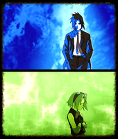 SasuSaku_Blue_Green by NyuSS