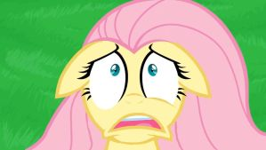 Fluttershy - Smile HD - No blood by FlutterAlex