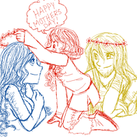 Happy Mothers Day for Yuva by La-Mishi-Mish