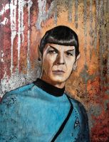 Live Long and Prosper by Lucival