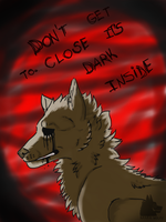 _It's dark inside_ by NarraWolfy