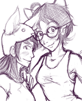 Jade + Nepeta: Trade Accessories by Sarochan