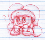 Marx Doodle by Camichuriin