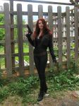 You Can Call Me Black Widow by Ruskicho