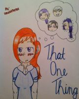 That One Thing-Cover by DenasiaTheKat