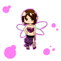 Willow Chibi by PickledCandyPants07