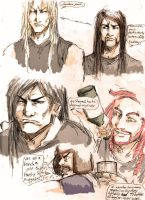 Dethklok Junk by neocammy
