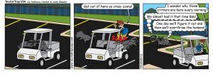 Tourist Trap - Critter Cart by JK-Antwon