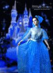 Cinderella wants to Castle - Animation by Jassy2012