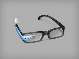 Google Glasses by aha-soft-icons