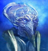 Starcraft Protoss by Smoke2007