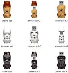 Star Wars USB by markdelete