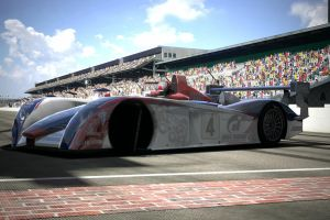 GT5 Indy 500 B-Spec Victor by K9RASArt