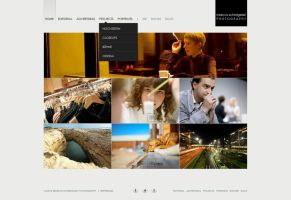 MSPhotography Website Layout - White by SebastianKlammer