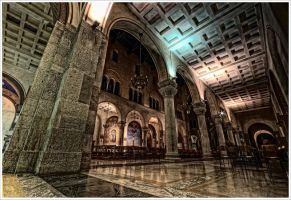 Sant'Agostino Church by AlexShot