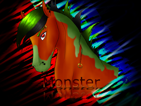 Ima Monster by itsforhope