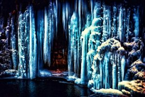 The Ice Castle by RiegersArtistry