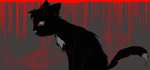 RavenPaw's Fear by warriorcatsfan83br