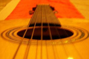 La Guitarra by GamerWorld14