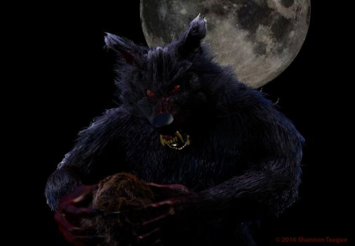Werewolf by ShannonTeague