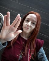 Peace out betches by banair