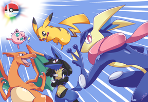 SMASH MONS by FENNEKlNS