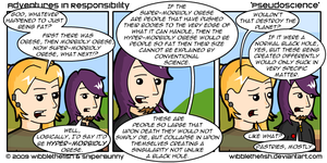 AIR: Pseudoscience by wibblethefish