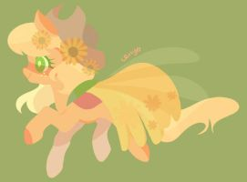 Sunflower Applejack by cenyo