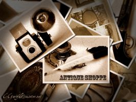 The Antique Shoppe by Faeriedreamer