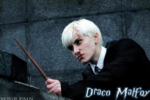 "Draco - ""Harry Potter"" by Your-Pain"