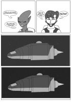 Out of the Frying Pan and into The Sun Page 11 by MistyKoopa